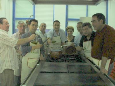 Maestros en la cocina
